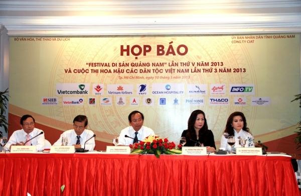 DCar tài trợ Festival di sản Quảng Nam lần thứ V - 2013
