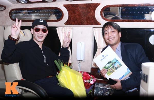 """""""Tôn Ngộ Không"""" dùng xe Transit Dcar khi đến Việt Nam"""