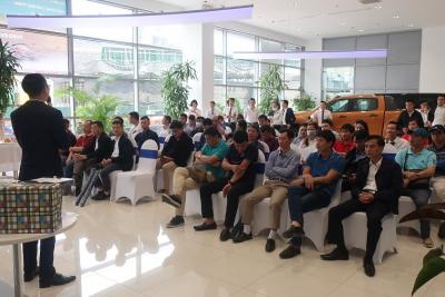 Ngày 28/02 vừa qua, Hà Nội Ford đã tổ chức thành công Chương Trình Giới Thiệu xe Ford Ranger & Ford Everest, Ford Tourneo.