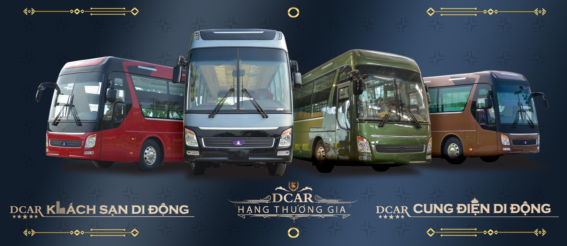 Một cái nhìn tổng thể về ba dòng xe mới của DCar