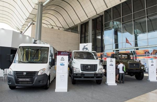 Vietnam AutoExpo 2019 sắp khai màn, nhiều ông lớn xuất hiện