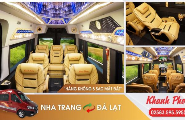 """""""Hàng không 5 sao mặt đất"""" Khanh Phong mở đường bay mới Đà Lạt - Nha Trang - Phú Yên"""