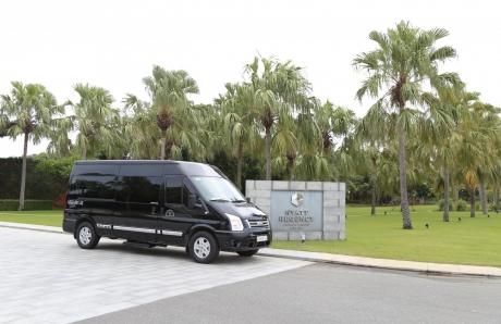 Hyatt ra mắt đội xe đưa đón khách chuẩn Limousine