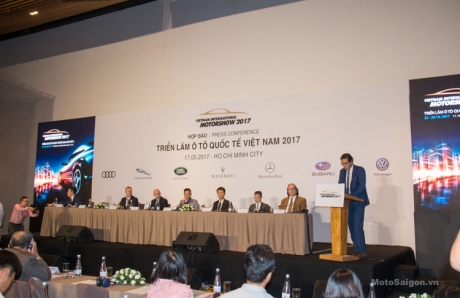 Hãng Ô Tô DCAR chính thức tham gia Viet Nam International Motor Show 2017
