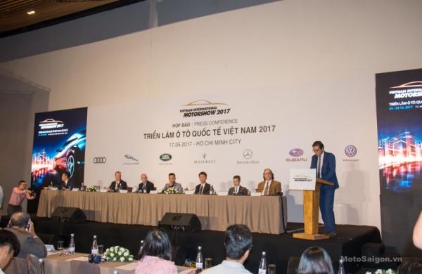 Hãng Ô Tô DCAR tại VIMS 2017