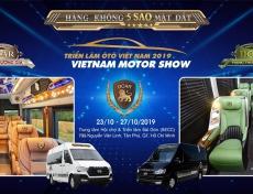 """""""HÀNG KHÔNG 5 SAO MẶT ĐẤT"""" tại Vietnam Motor Show 2019"""