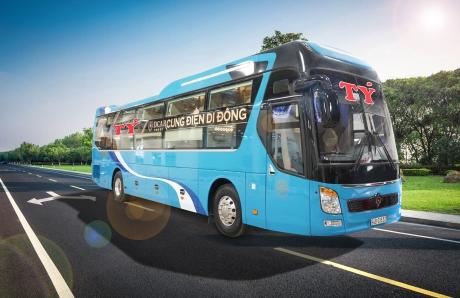 Trải nghiệm cảm giác Hoàng Gia trên xe DCar Cung Điện Di Động tuyến Gành Hào( Đông Hải, Bạc Liêu) - TP. HCM với giá chỉ 280k