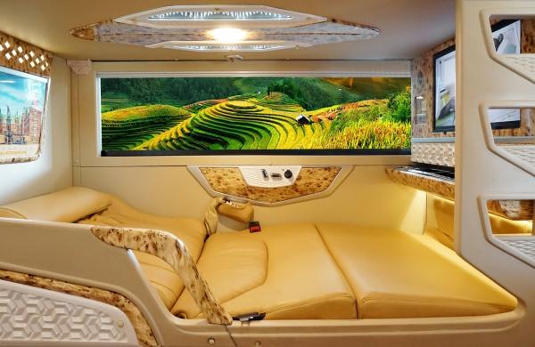 Du lịch Sapa mùa vàng trên DCar Cung Điện Di Động - Sao Việt