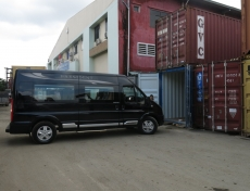 DCAR AUTO EXPORTS DCAR PRESIDENT PRODUCTS TO KUWAIT
