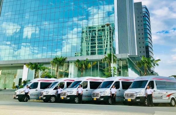 """Thành Công Limousine """"cất cánh"""" trở thành hãng """"HÀNG KHÔNG 5 SAO MẶT ĐẤT"""" với lô xe Hạng Thương Gia"""