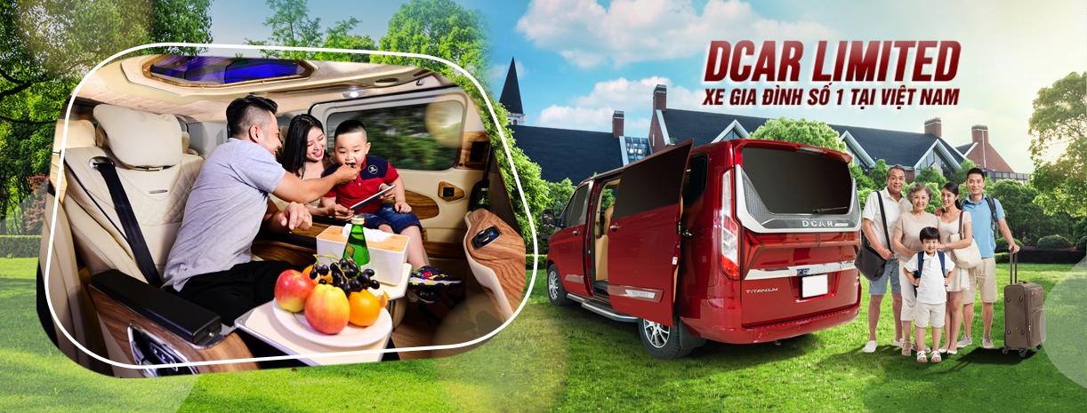 Dcar Limited Xe gia đình